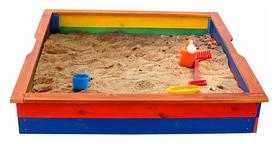 Песочница деревянная SportBaby SB-pesoch-25