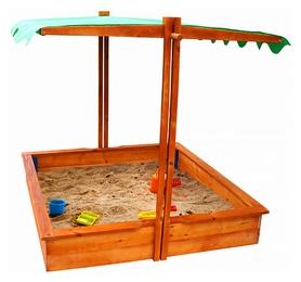 Песочница деревянная SportBaby SB-pesoch-27