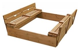 Песочница деревянная SportBaby SB-pesoch-31