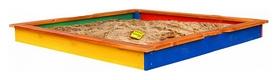 Песочница деревянная SportBaby SB-pesoch-7