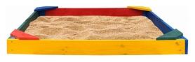 Песочница деревянная SportBaby Ракушка (SB-pesoch-15)