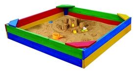 Песочница деревянная SportBaby SB-pesoch-1