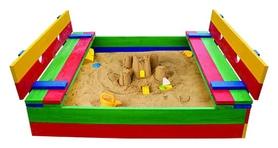 Песочница деревянная SportBaby SB-pesoch-11