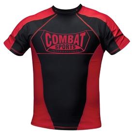 Рашгард Combat Sports Rashguard, красный (FP-RASH29-RD)