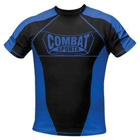 Рашгард Combat Sports Rashguard, синий (FP-RASH29)