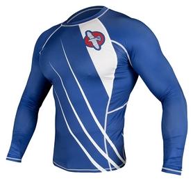 Рашгард Hayabusa Recast Rashguard Long Sleeve, синий (FP-RRGLS)