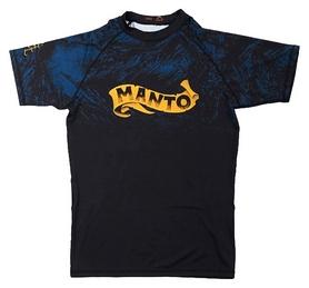 Рашгард Manto Short Sleeve Rashguard Perfect Storm, черный (FP-O-RK10)