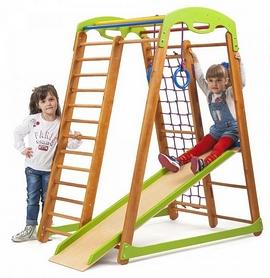 Уголок детский спортивный SportBaby Кроха - 2 мини, 150 см (SB-015)