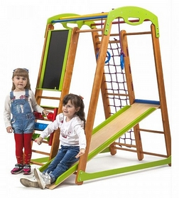 Уголок детский спортивный SportBaby Кроха - 2, 150 см (SB-012)
