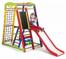 Уголок детский спортивный SportBaby Кроха - 1 Plus 3, 150 см (SB-019)