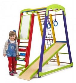 Уголок детский спортивный SportBaby Кроха - 1, 150 см (SB-013)