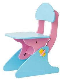 Стульчик детский для парты SportBaby, розовый (KinderSt-12)