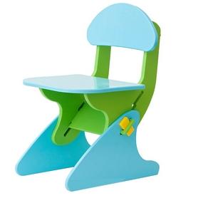 Стульчик детский для парты SportBaby, зеленый (KinderSt-10)