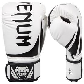 Перчатки боксерские Venum Challenger 2.0 Boxing Gloves, белые (FP-2049-WH)