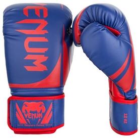 Перчатки боксерские Venum Challenger 2.0 Boxing Gloves, сине-красные (FP-0661-515)