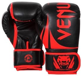 Перчатки боксерские Venum Challenger 2.0 Boxing Gloves, красно-черные (FP-0661-199)
