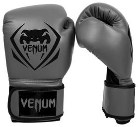 Перчатки боксерские Venum Contender Boxing Gloves, серые (FP-2053-GR)
