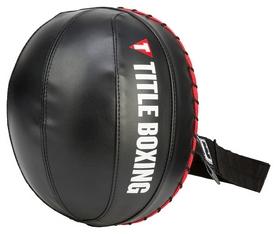 Подушка для апперкотов Title Heavy Bag Strike Foe, черная (2976890029729)