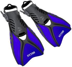 Ласты для дайвинга IST Otter FK31B, синие