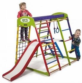Комплекс спортивный детский SportBaby Юнга Plus 2 (SB-027)