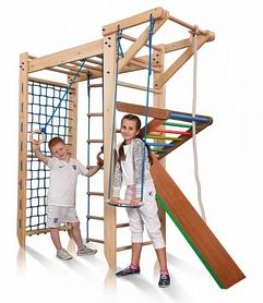 Уголок спортивный детский с рукоходом SportBaby Baby 5-220 см