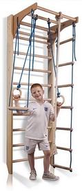 Уголок спортивный детский с рукоходом SportBaby Спартак 5-220 см (SB-034-f)