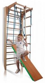 Уголок спортивный детский SportBaby Комби 3-220 см (SB-036)