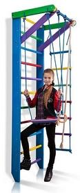 Уголок спортивный детский SportBaby Радуга 2-240 см (SB-046)