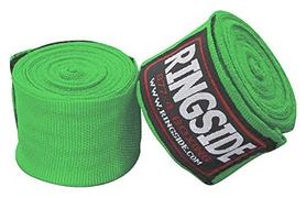 Бинты боксерские Ringside Mexican-Style Boxing HandWraps FP-MHW - зеленые, 4,5 м (2962760000974)