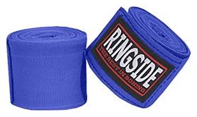 Бинты боксерские Ringside Mexican-Style Boxing HandWraps FP-MHW - синие, 4,5 м (2976890021389)