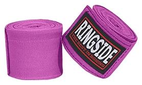 Бинты боксерские Ringside Mexican-Style Boxing HandWraps FP-MHW - фиолетовые, 4,5 м (2962760001001)