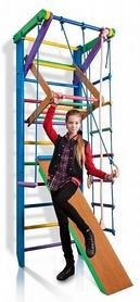 Уголок спортивный детский SportBaby Радуга 3-240 см (SB-051)