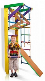 Уголок спортивный детский SportBaby Юнга 3-220 см (SB-045)