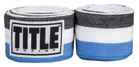 Бинты Title Semi-Elastic 180 Mexican HandWraps FP-SMHW XL - синие, 4,5 м (2976890027145)