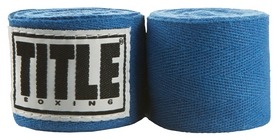 Бинты боксерские Title Junior Mexican Style HandWraps FP-TJRHW - синие, 3 м (2976890009301)