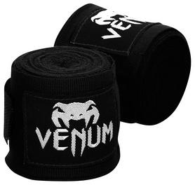 Бинты Venum Kontact Boxing HandWraps FP-0430 - черные, 2,5 м (2962760005962)