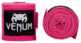 Бинты Venum Kontact Boxing HandWraps FP-0429 - розовые, 4 м (2976890009004)