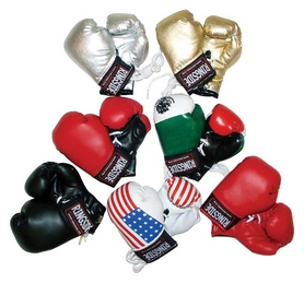 Брелок Ringside Mimiature Bag Gloves FP-MBG, красный (2976890014138)