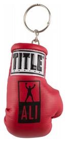 Брелок Title Ali Boxing Glove KeyRing FP-ALIBGKR, красный (2976890017719)