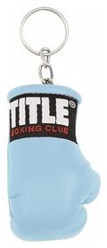 Брелок Title Boxing Club KeyRing FP-TBCBGKR, голубой (2962760001209)