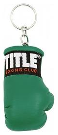 Брелок Title Boxing Club KeyRing FP-TBCBGKR, зеленый (2962760001193)