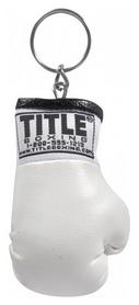 Брелок Title Boxing Glove Keyring FP-BGKR, белый (2962760002145)