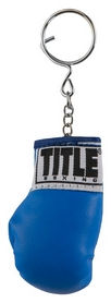 Брелок Title Boxing Glove Keyring FP-BGKR, синий (2976890011670)