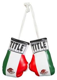 Брелок Title Boxing Mini Boxing Gloves Мексика FP-MBG, разноцветный (2962760004705)