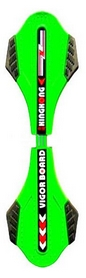 Скейтборд двухколесный (рипстик) Vigor Board, зеленый (2096251070)