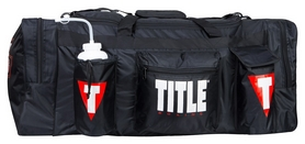 Сумка спортивная Title Super Heavyweight Team Equipment Bag FP-TBAG21, черная (2962760004507)