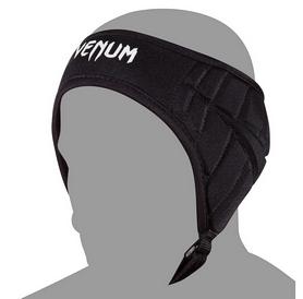 Защита ушей Venum Kontact Evo Ear Guard, черная (FP-1240)