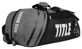 Сумка-рюкзак Title World Champion Sport Bag/Backpack 2.0 FP-TBAG25, серая (2976890029712)
