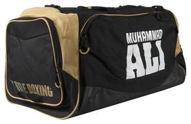 Сумка спортивная Title Boxing Ali Super Sport Gear Bag FP-ALIBAG3, черно-желтая (2976890023512)