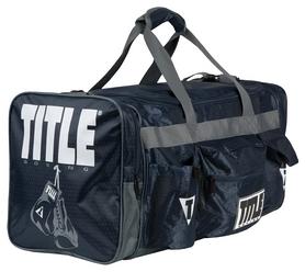 Сумка спортивная Title Deluxe Gear Bag FP-TBAG24, синяя (2976890029675)